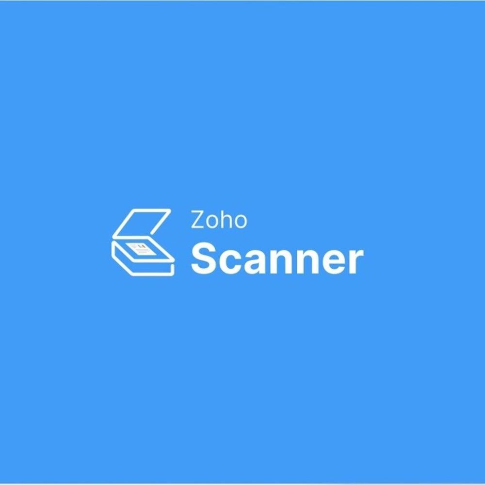 Zoho Scanner