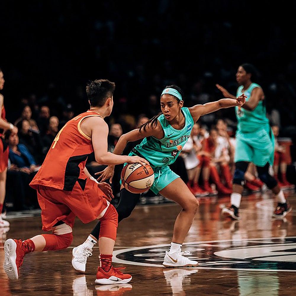 Tiffany Bias, WNBA