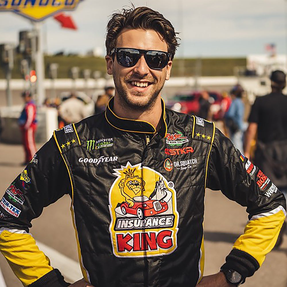 Josh Bilicki, NASCAR Driver