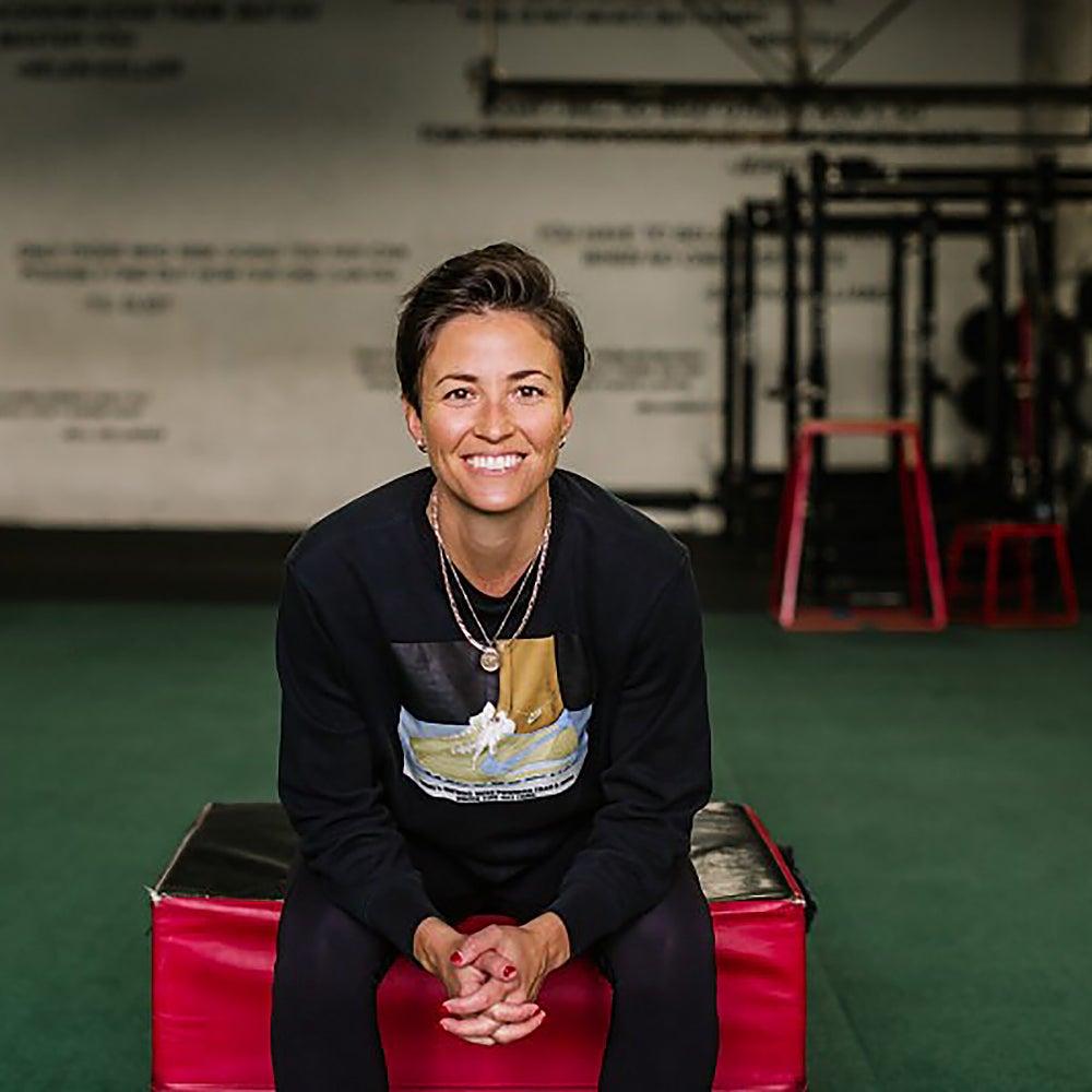 Rachael Rapinoe, Pro Soccer Player