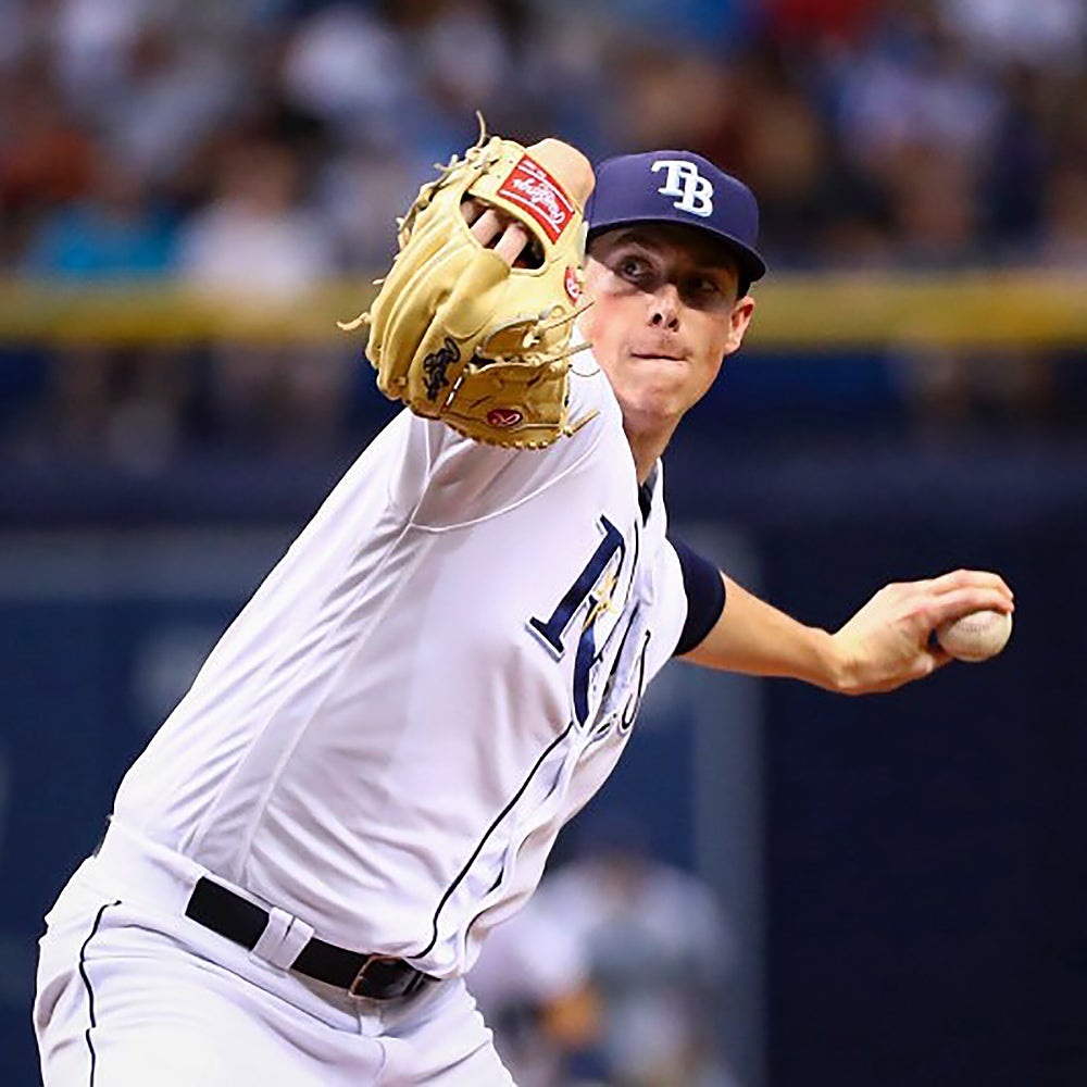 Ryan Yarbrough, Major League Baseball