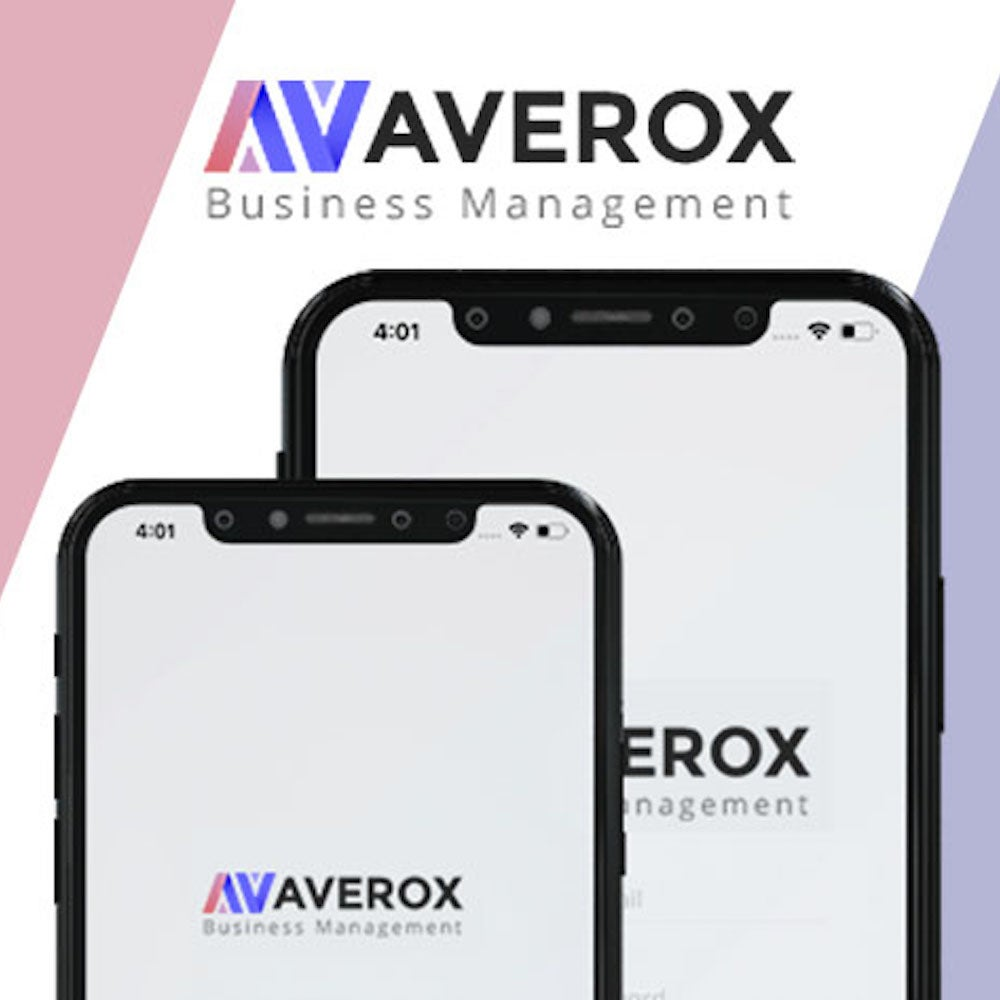 Averox Business Management Solutions: Lifetime Subscription