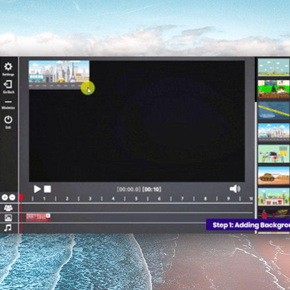 VidToon Animated Video Maker: Lifetime Subscription