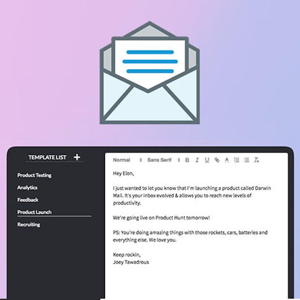 DarwinMail Professional Plan