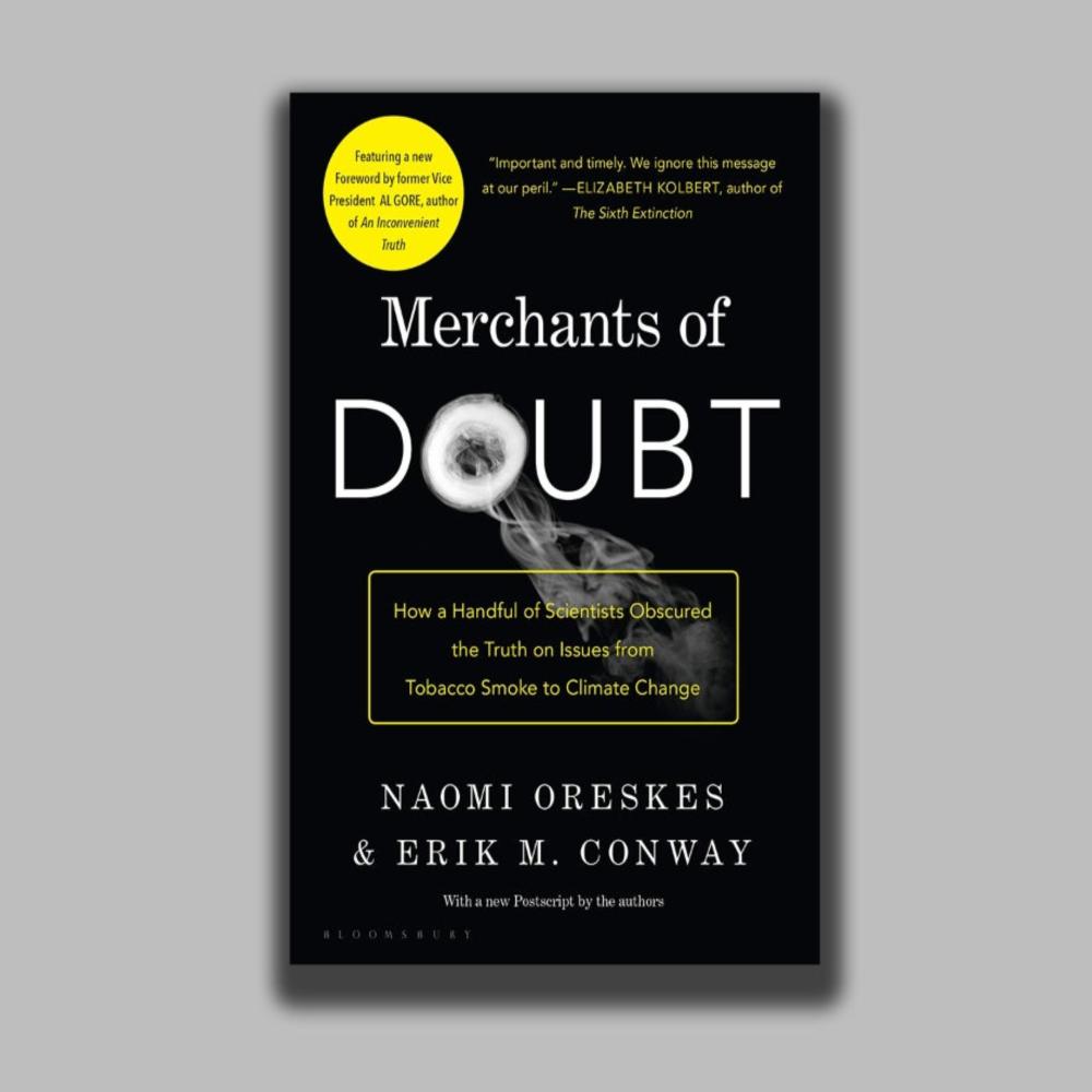 'Mercaderes de la duda'