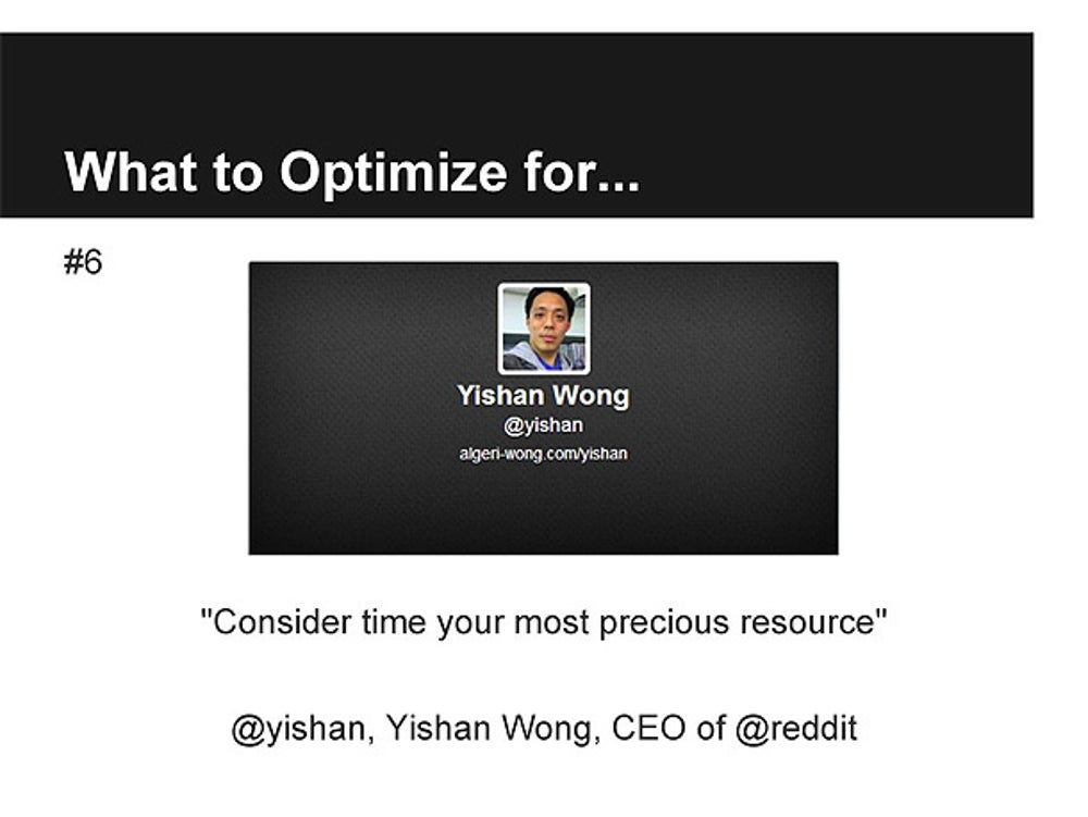 Yishan Wong, CEO of Reddit