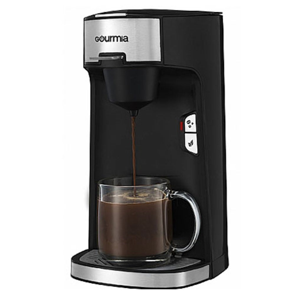 Gourmia® GCM3600 Single Serve Coffee & Tea Maker