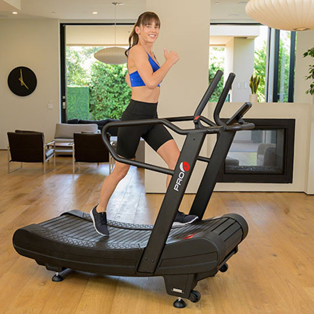 PRO 6 Arcadia Air Runner Non-Motorized Treadmill