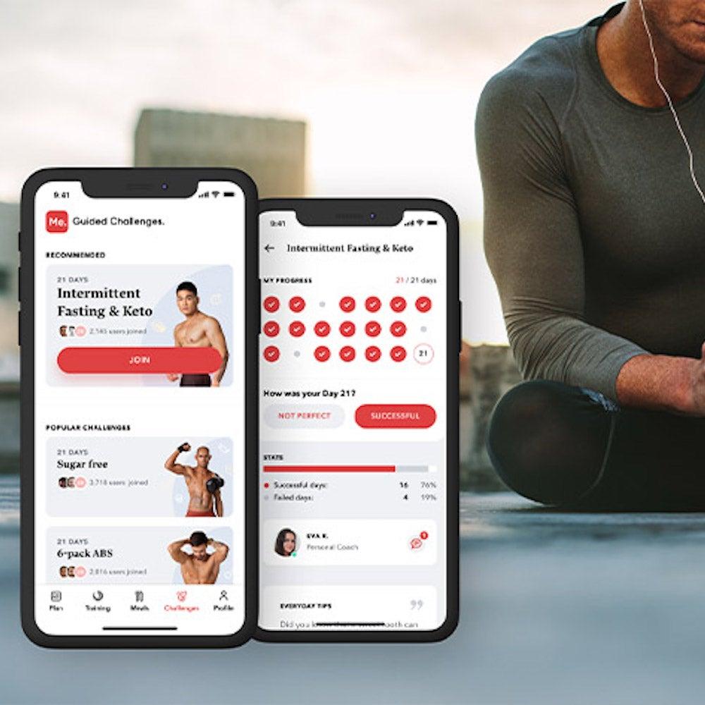 BetterMe Home Workout & Diet: Lifetime Subscription