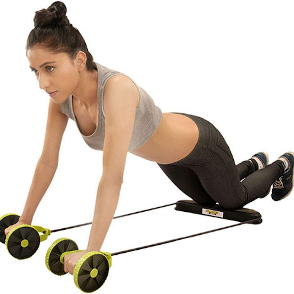 Roll-n-Flex Abdominal & Full Body Workout Trainer