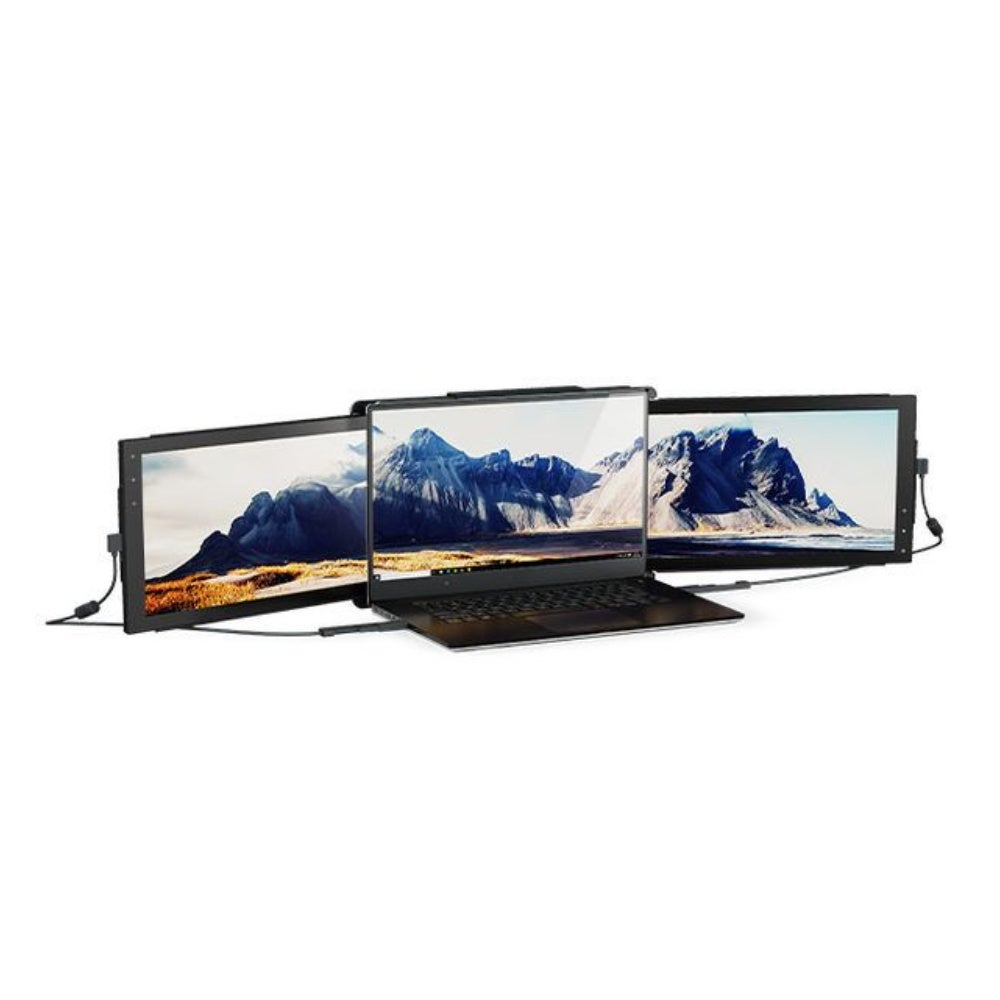 Mobile Pixels TRIO MAX: Portable Dual Screen Laptop Monitor