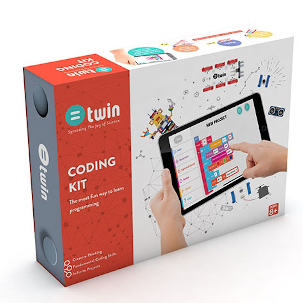 DIY Coding Kit for Ages 8 to 12
