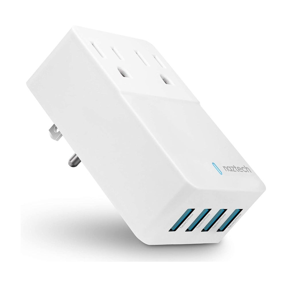 Naztech Fast Multi-Port Wall Charger