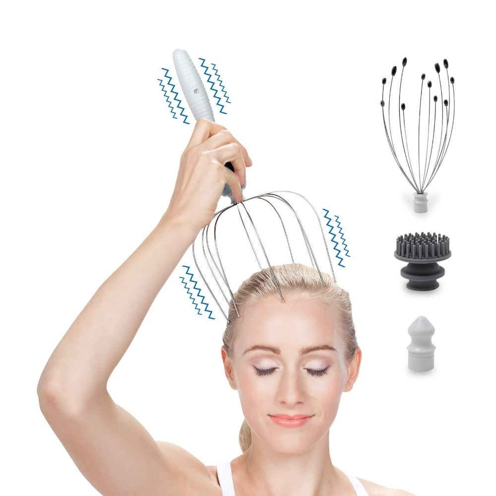 Felicity 5-in-1 Head Scalp Massager