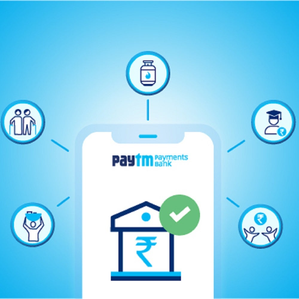 App:Paytm; Parent Company: One97 Communications