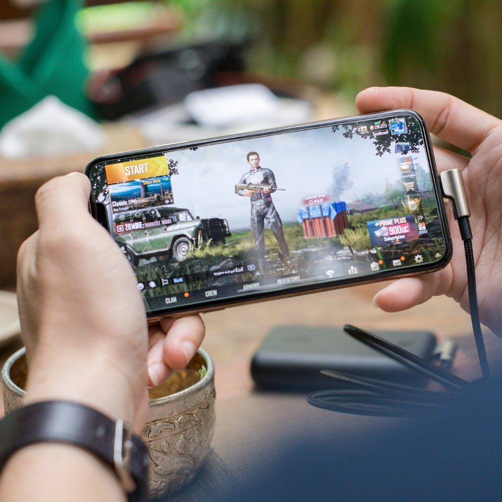 App: PUBG Mobile: Parent Company: Krafton INC