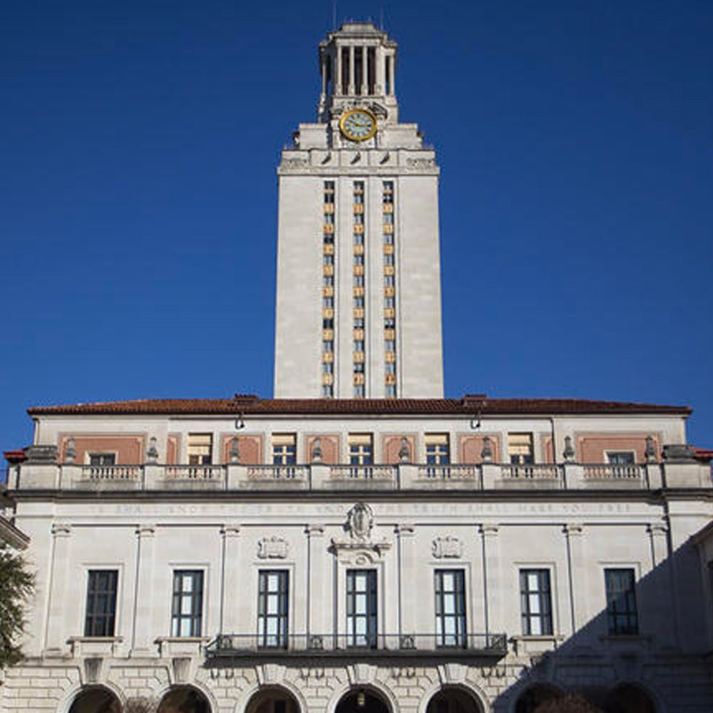 6. The University of Texas at Austin