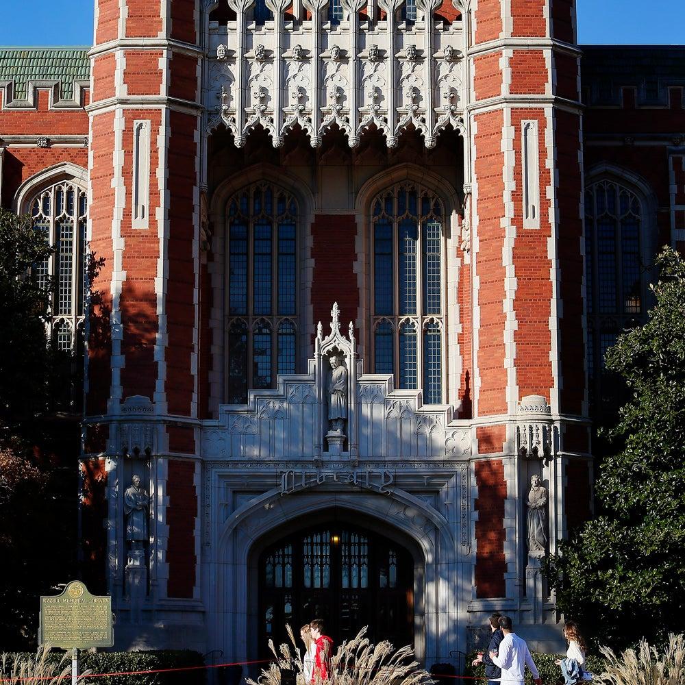 8. The University of Oklahoma