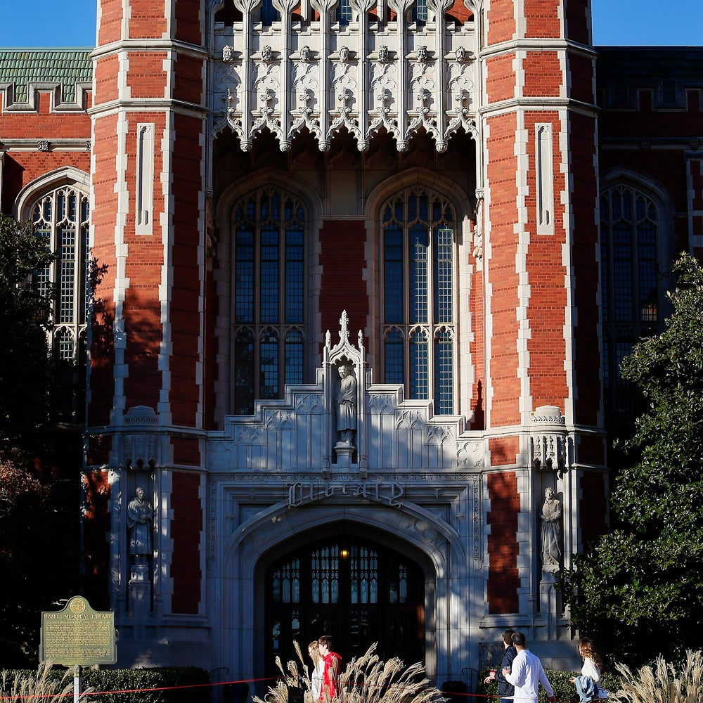 23. The University of Oklahoma