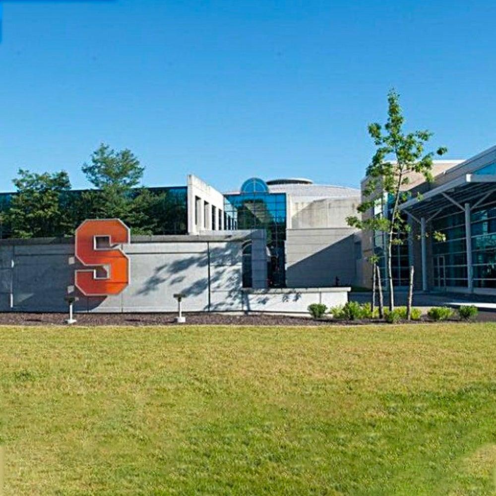 13. Syracuse University