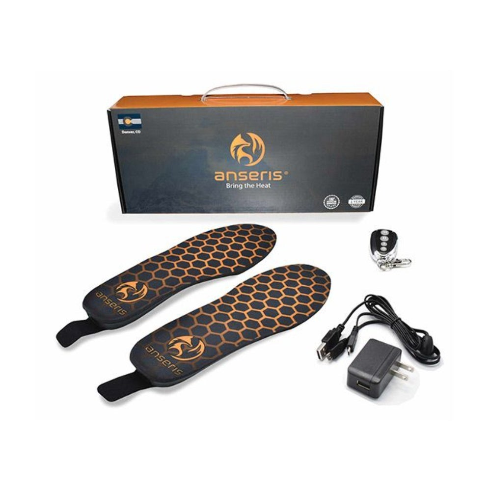 Outrek II Heated Insoles