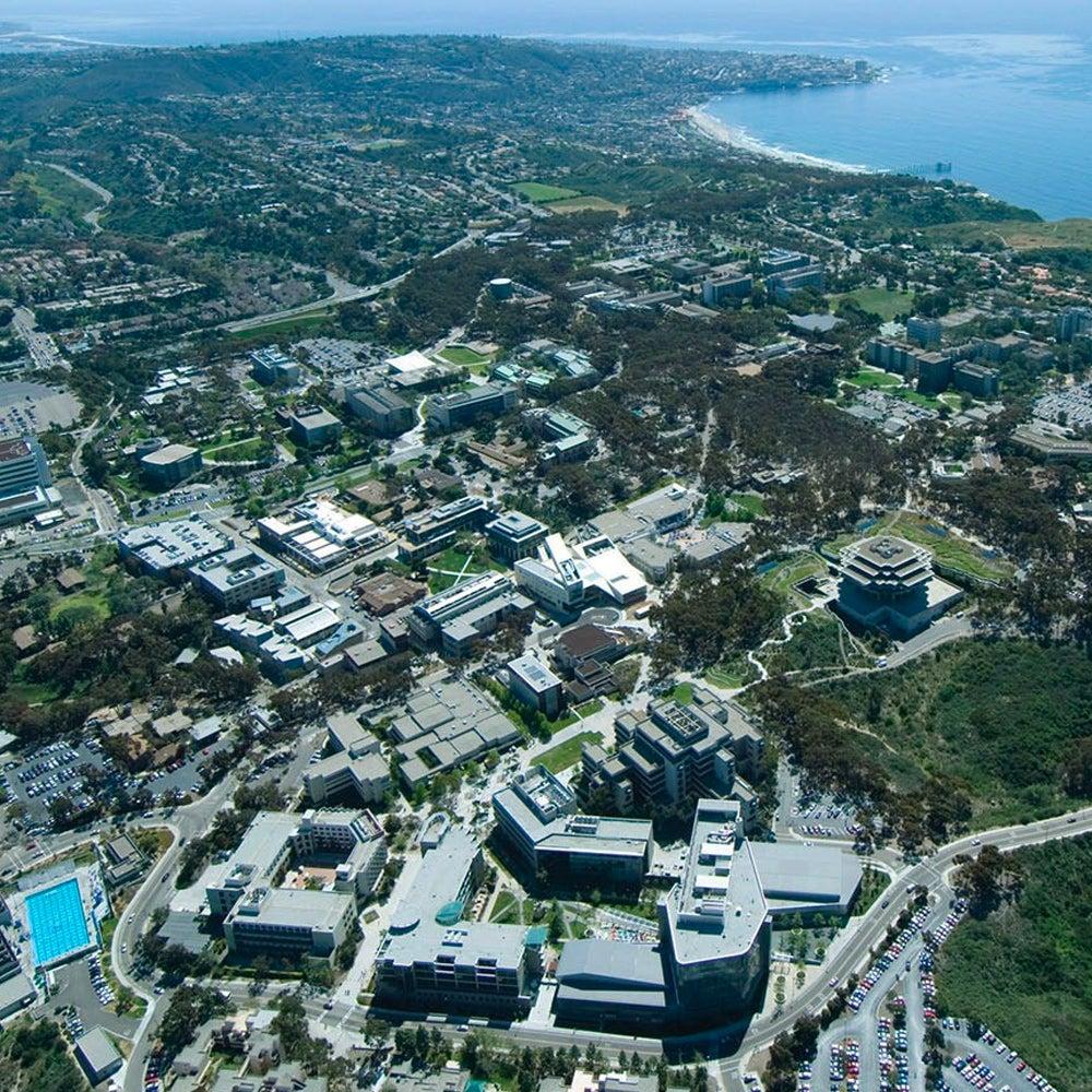 21. University of California San Diego