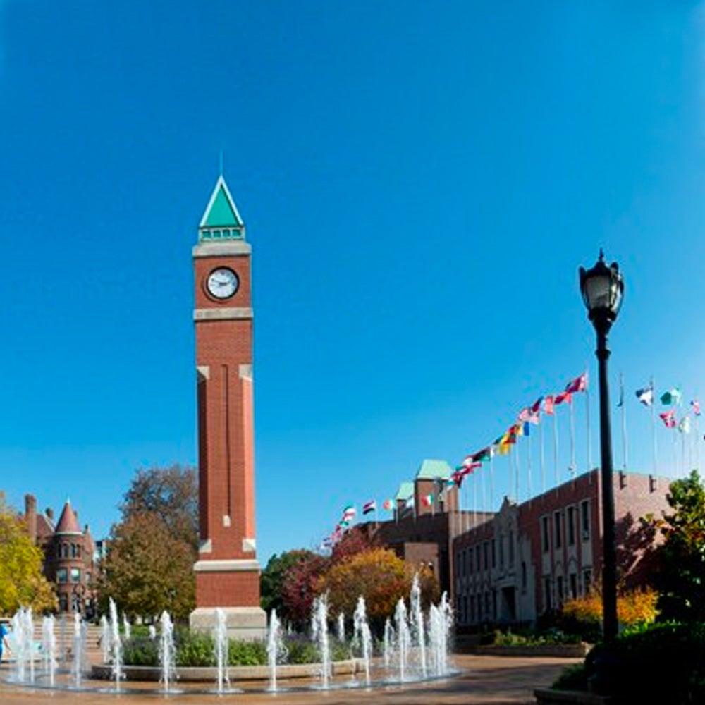22. Saint Louis University
