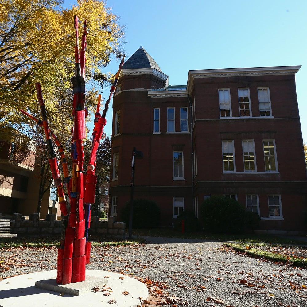 25. University of Louisville
