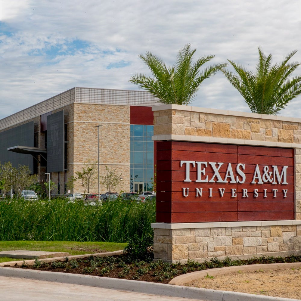 35. Texas A&M University - College Station