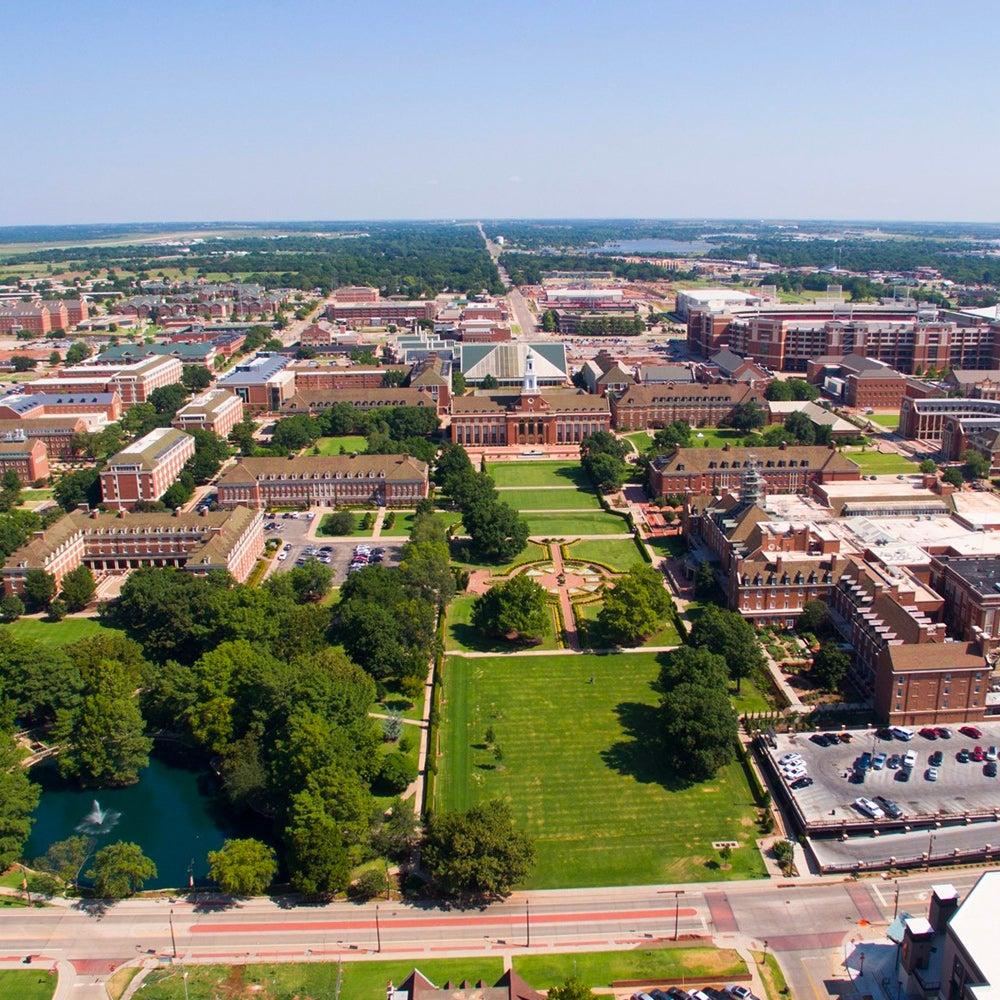 32. Oklahoma State University