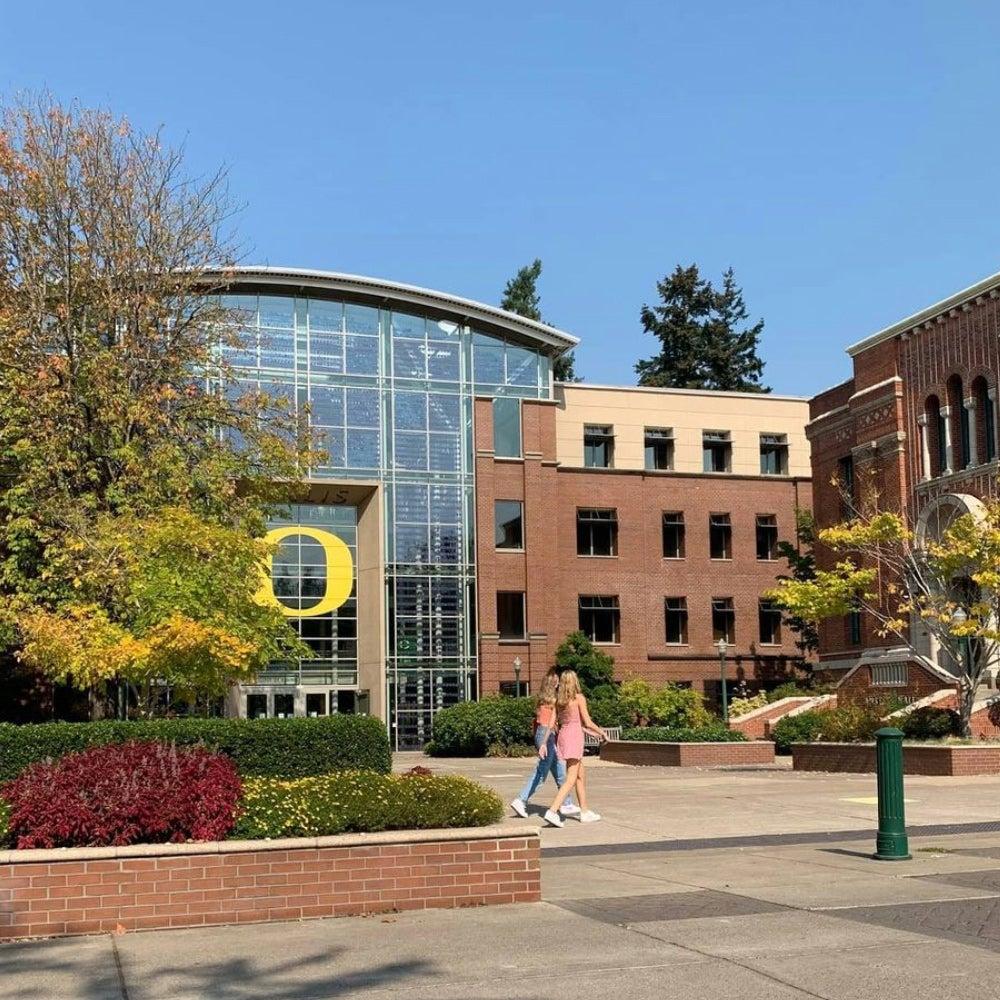 33. University of Oregon