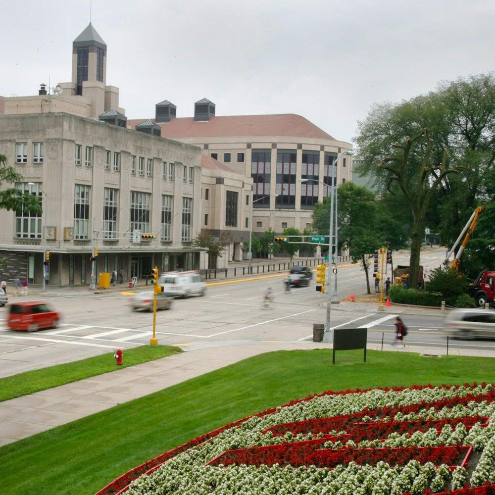 36. University of Wisconsin-Madison