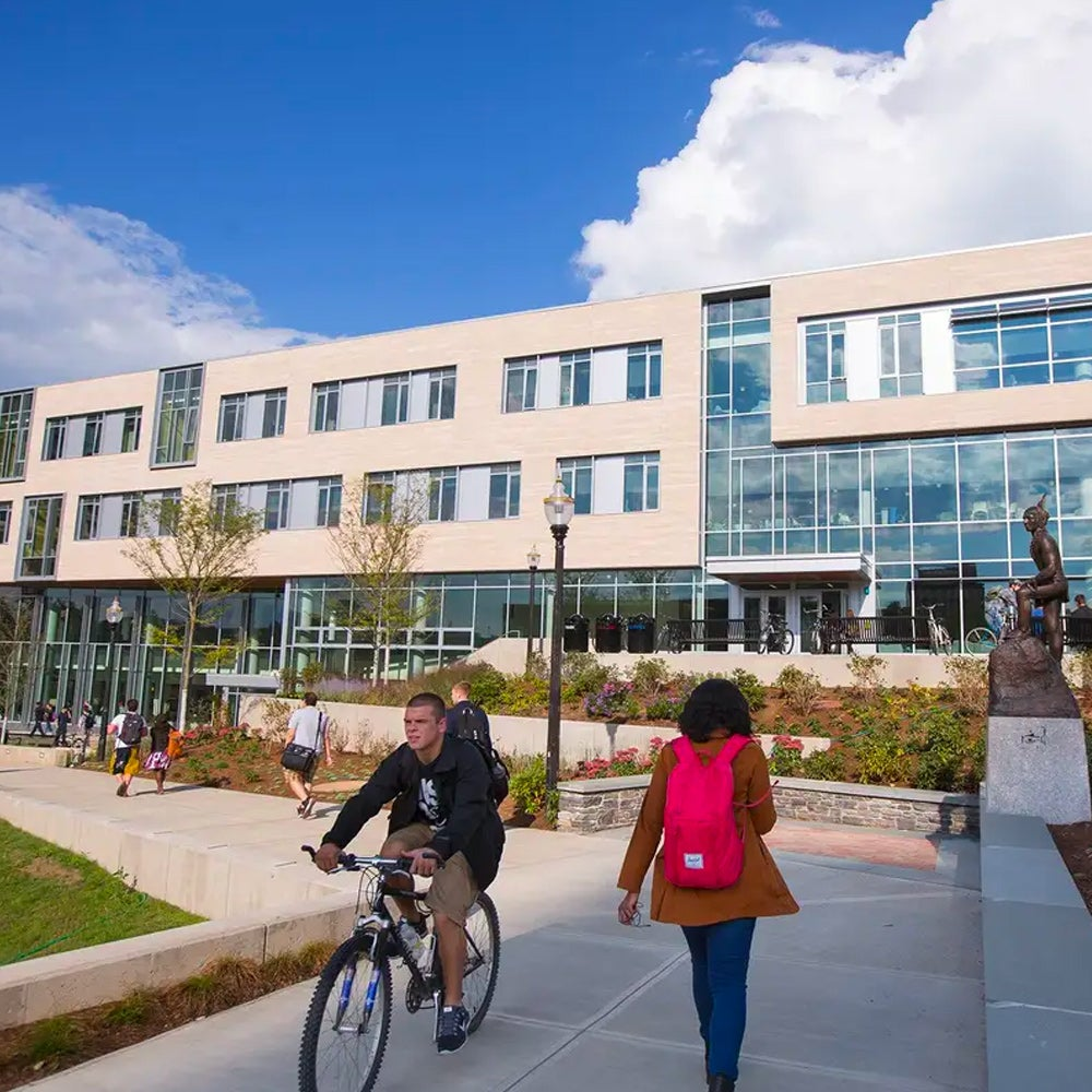 40. University of Massachusetts Amherst