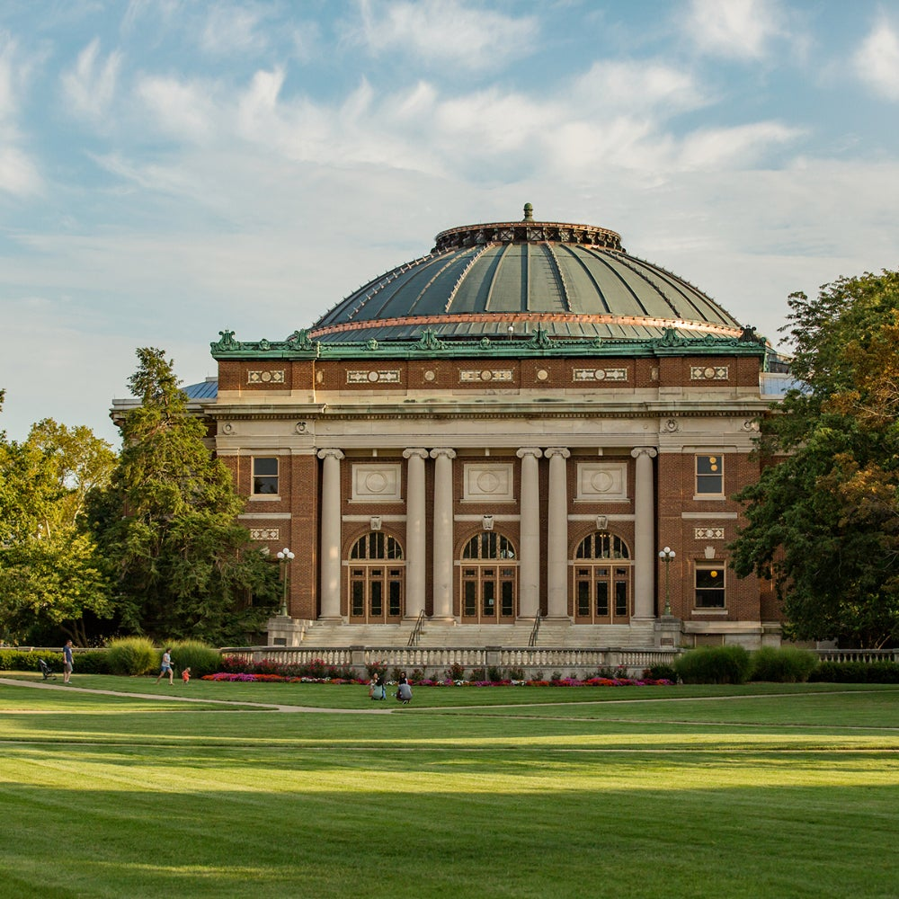 19. The University of Illinois at Urbana Champaign