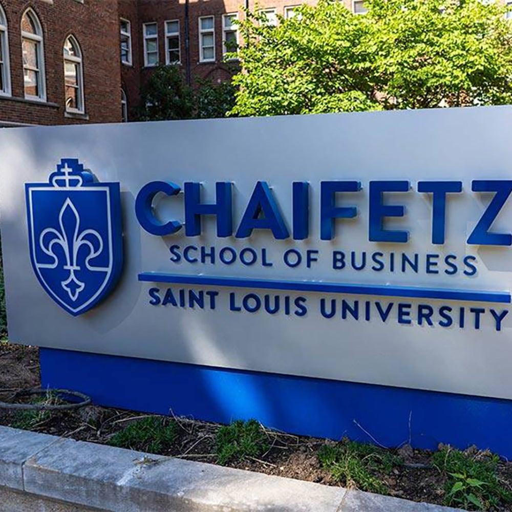 34. Saint Louis University