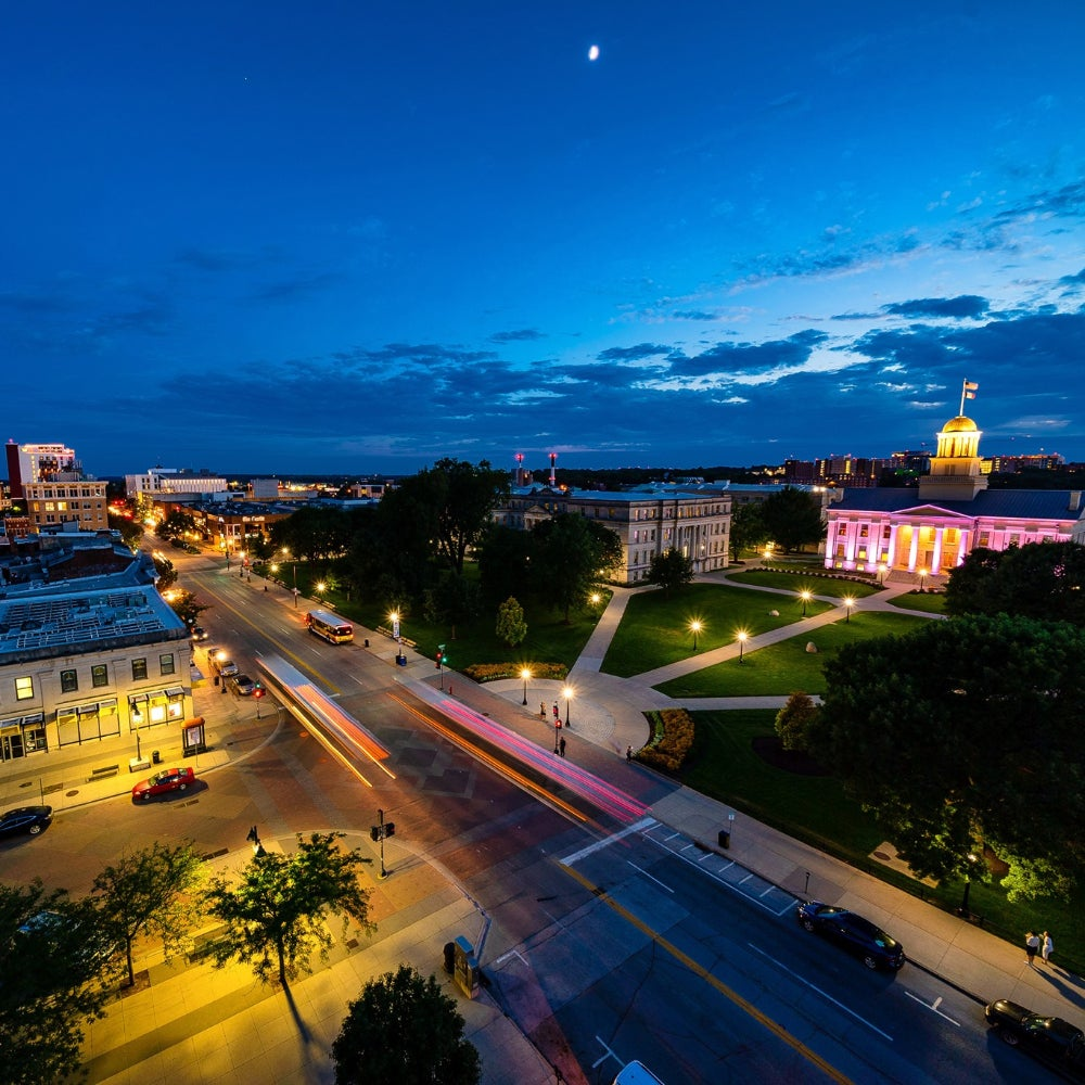 26. The University of Iowa