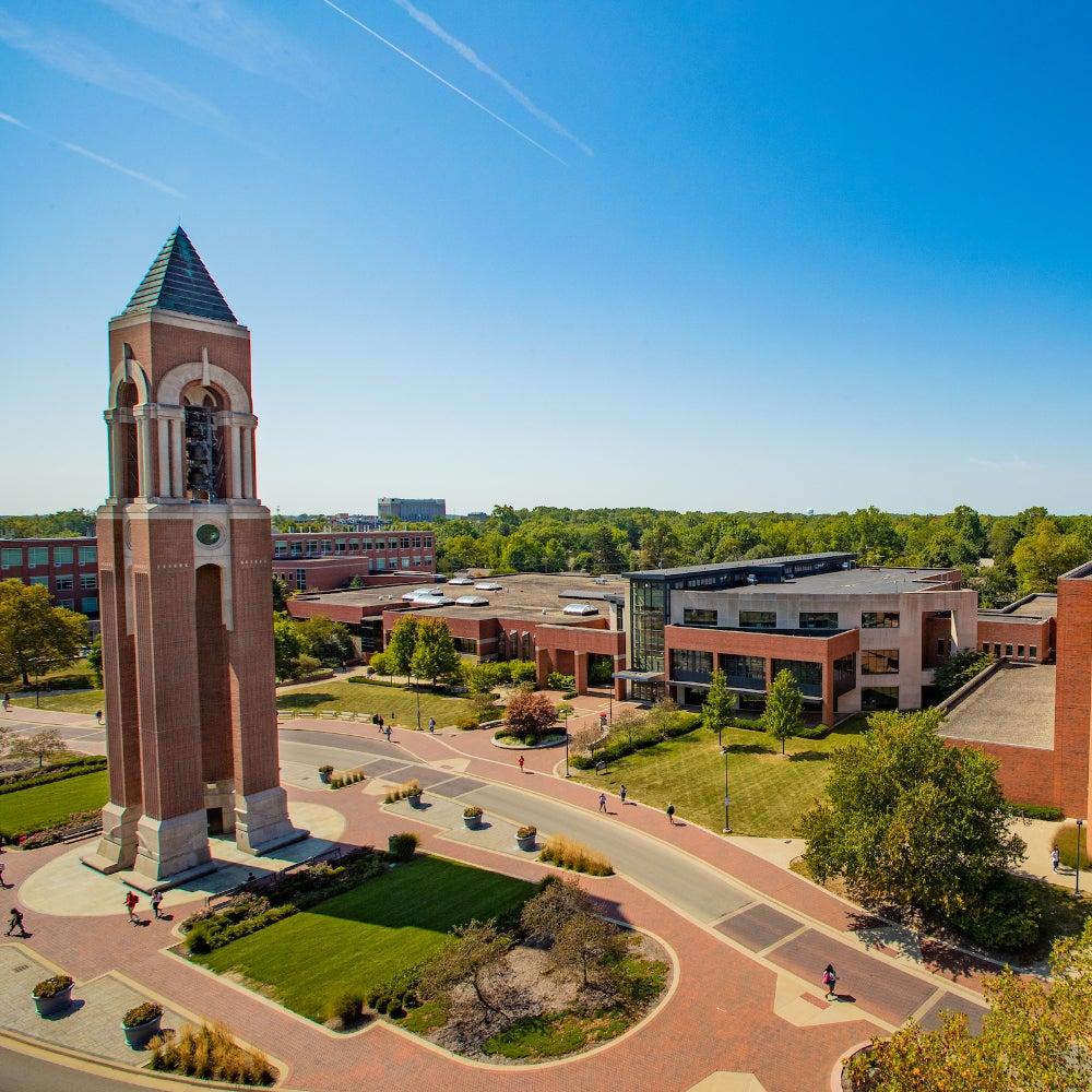 28. Ball State University