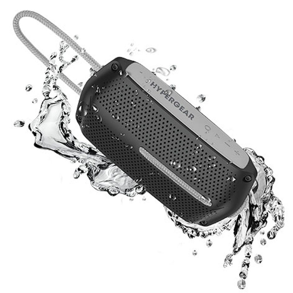 HyperGear Wave Water-Resistant Wireless Speaker