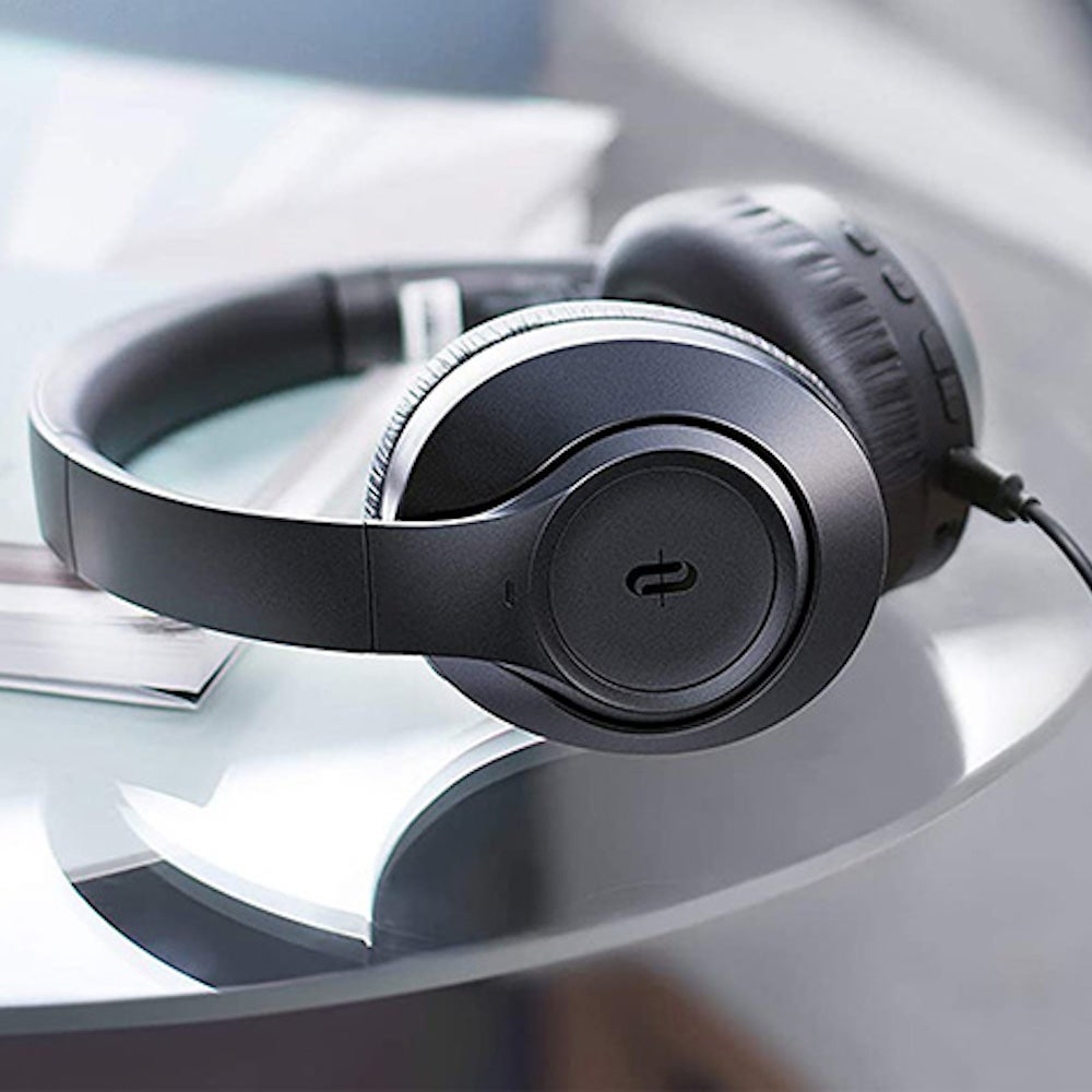 TaoTronics Hybrid Active Noise-Canceling Headphones