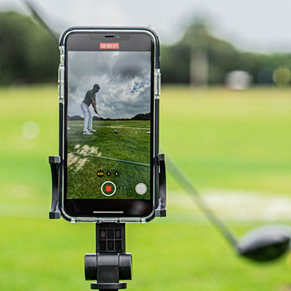 Caddie View: Golf Swing Analyzer