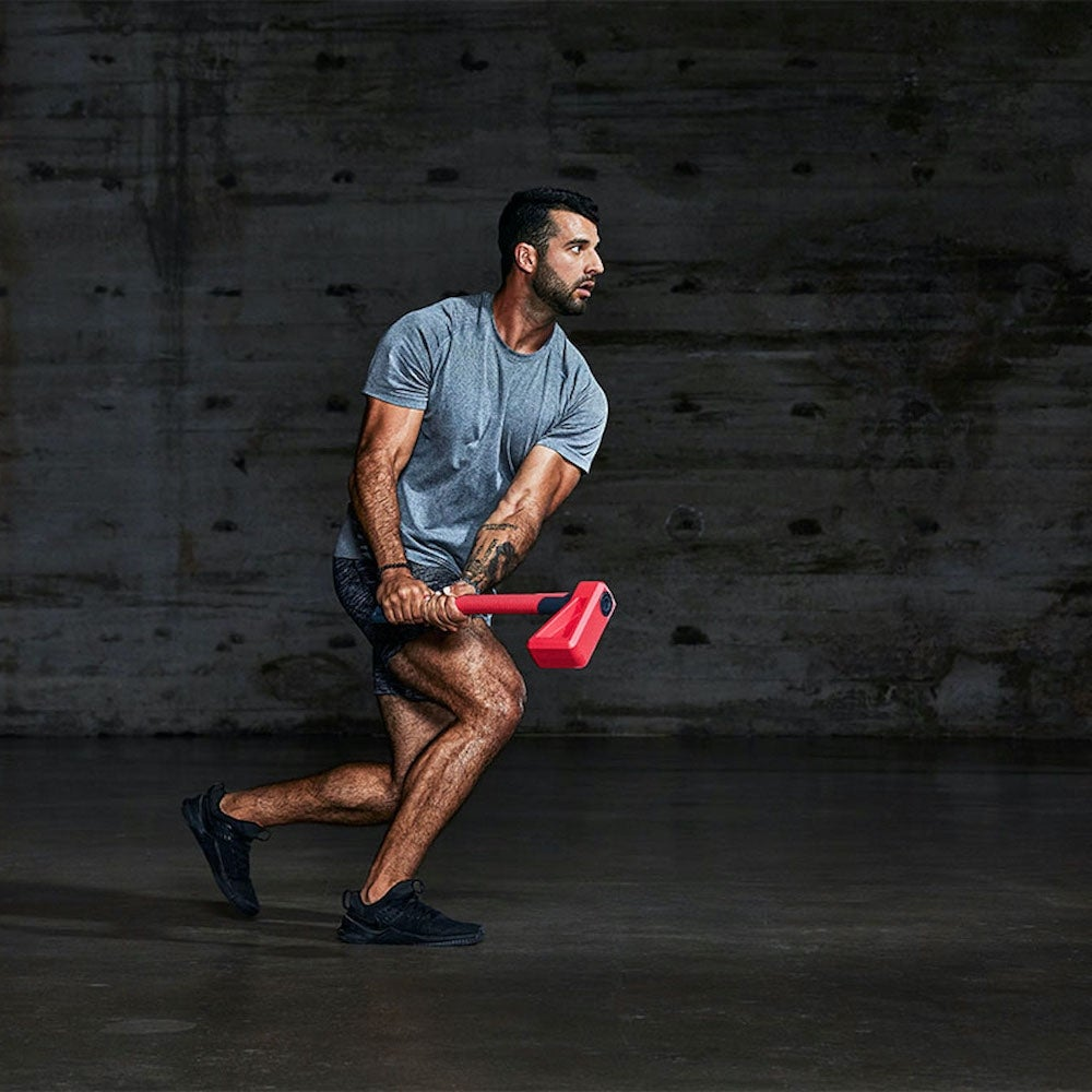 THE CHOPPER: Full-Body Workout