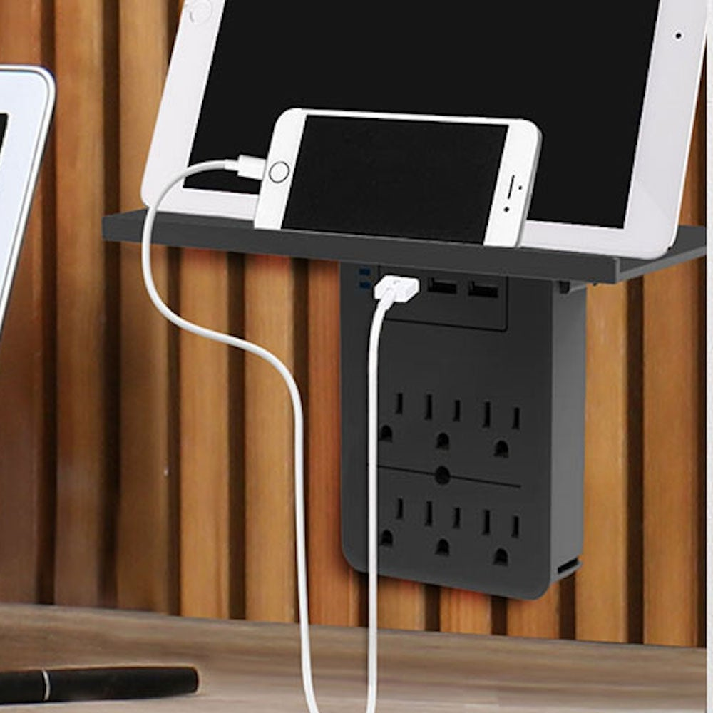 Aduro Surge Shelf Series Multi-Charging Station