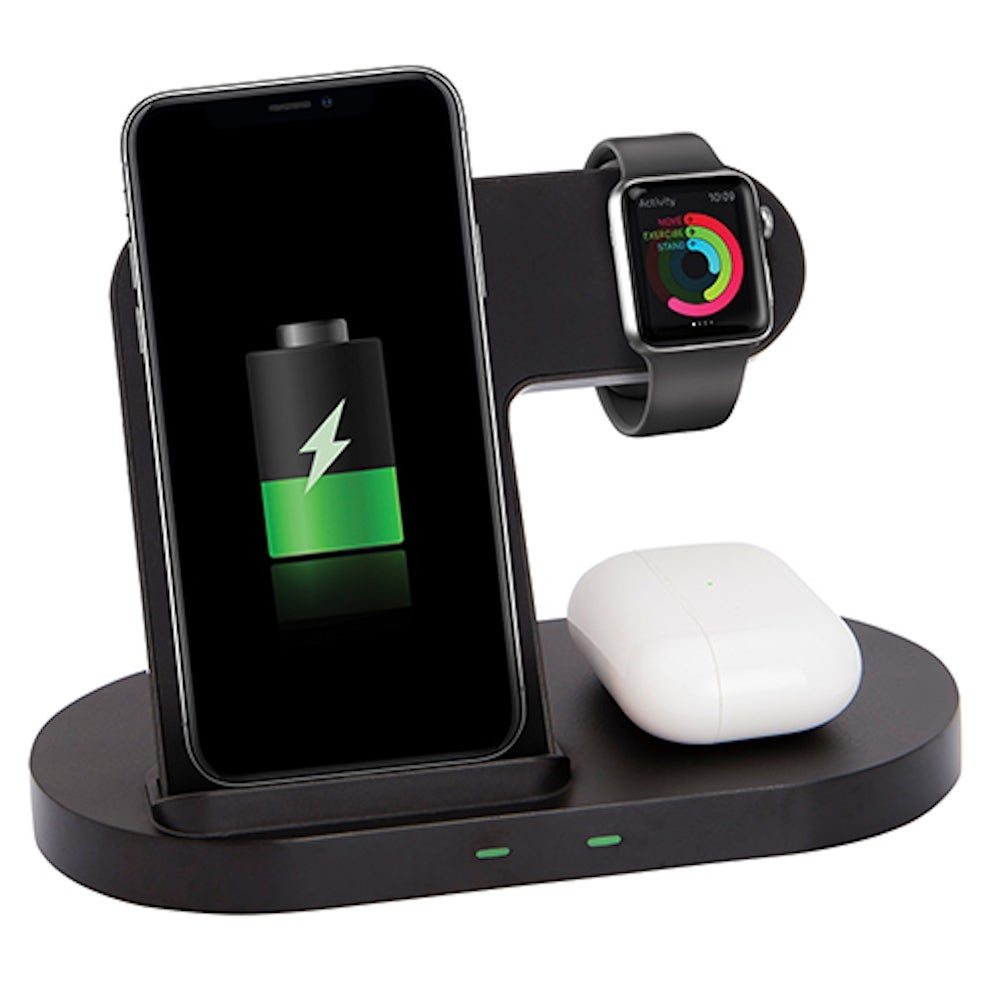Chargeworx 4-in-1 Multi-Charging Stand