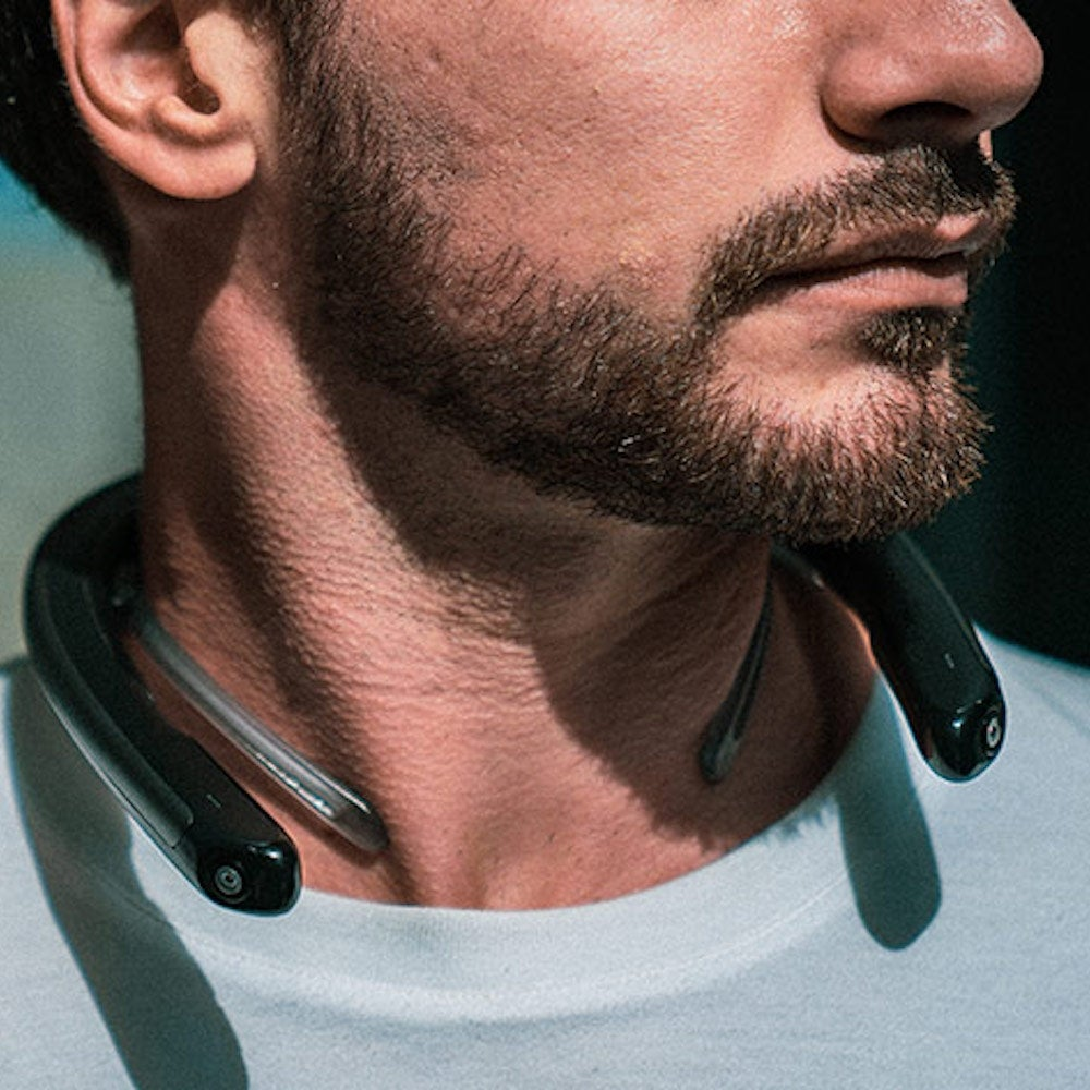 FITT360: Hands-Free Neckband Camera