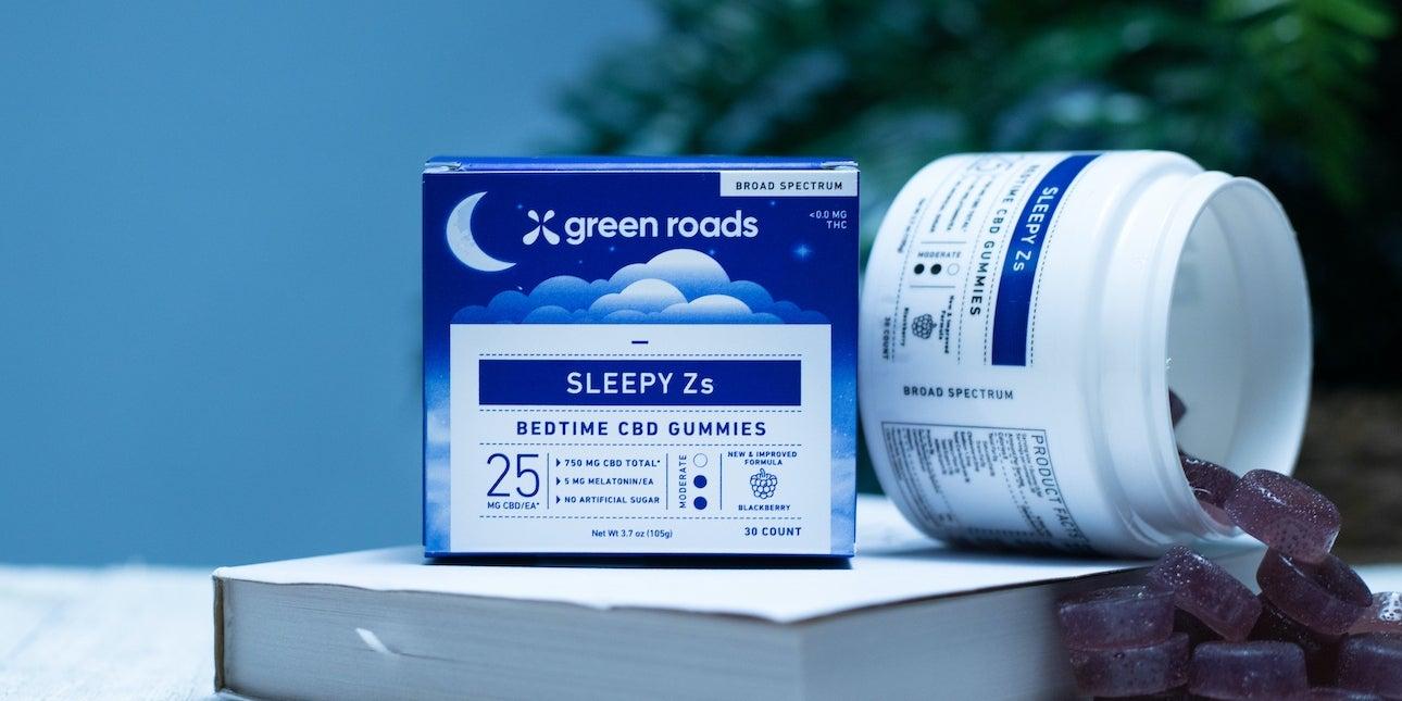 Green Roads Sleepy Zs CBD Gummies