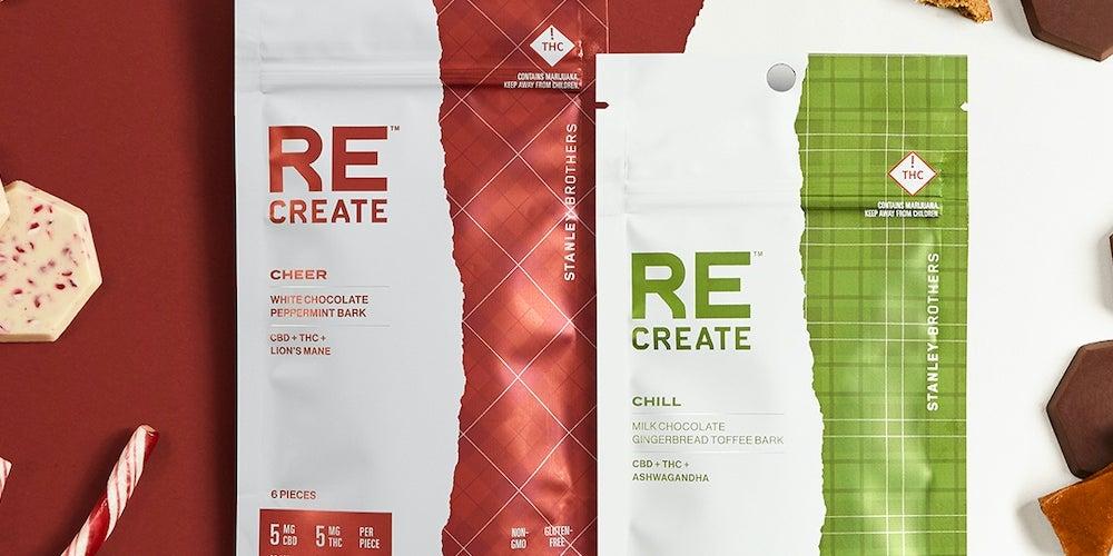 ReCreate CBD and THC