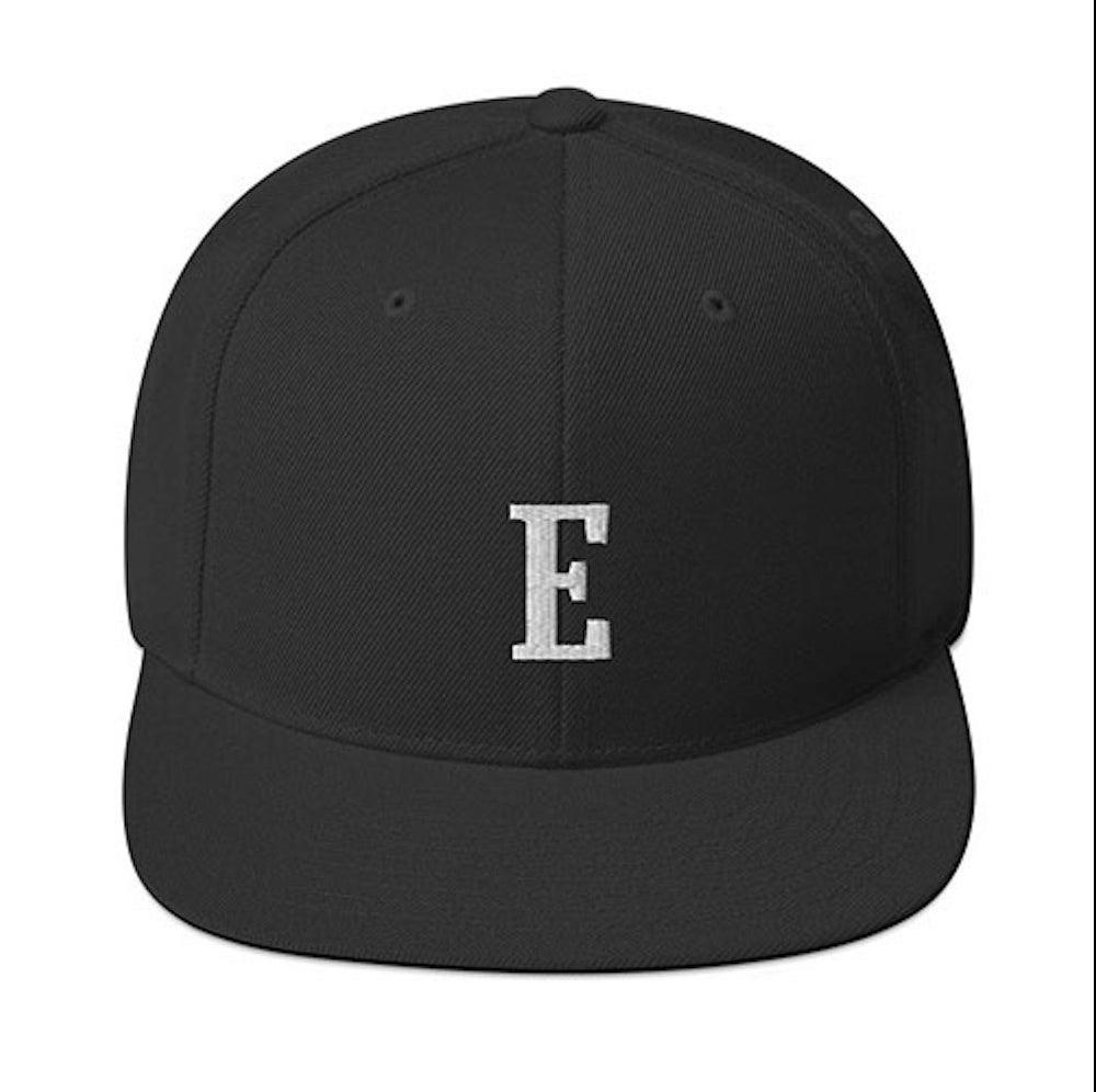 Entrepreneur Black Snapback Hat