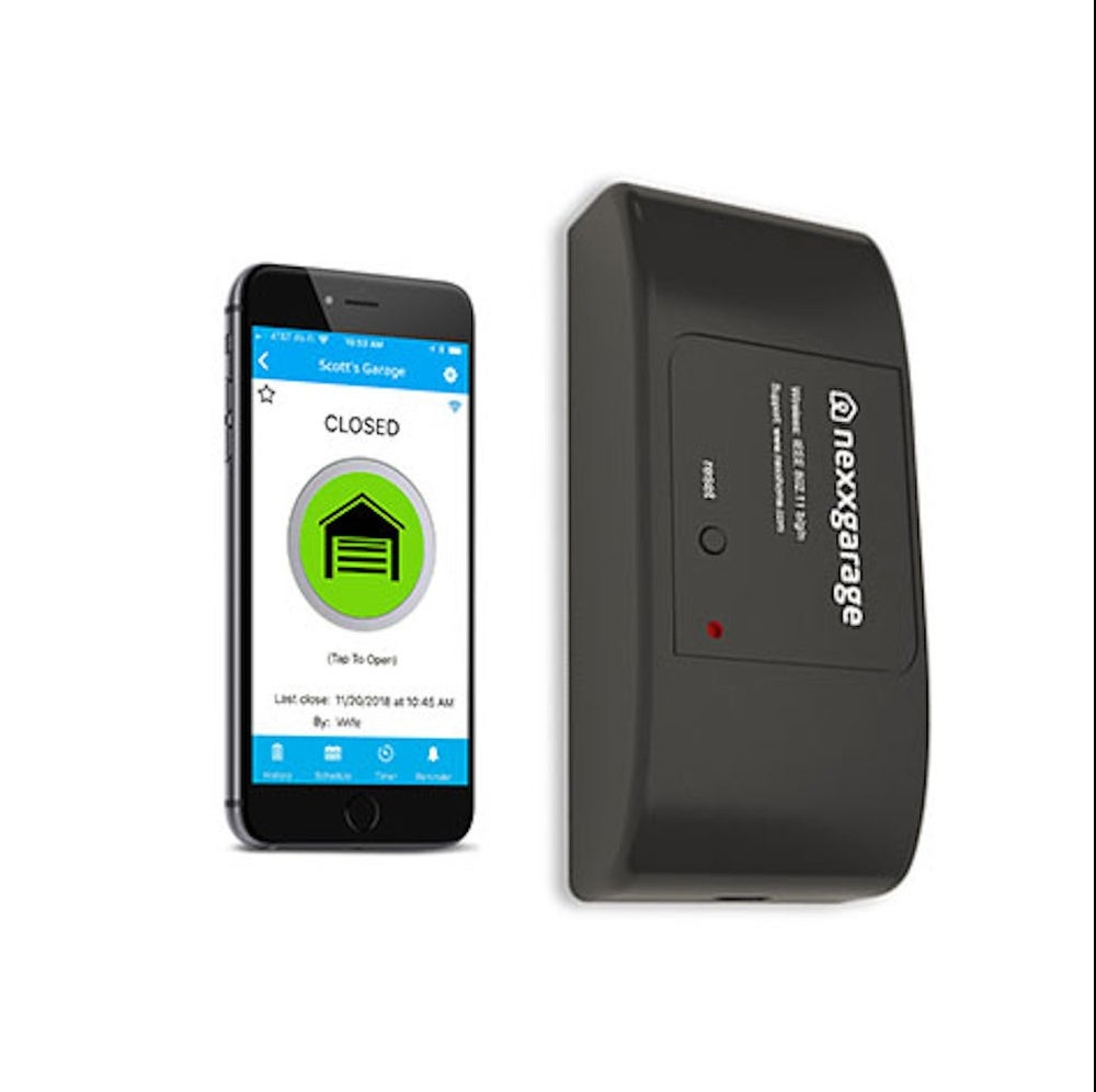 NX-100 Smart Garage Controller & Smart Plug Bundle