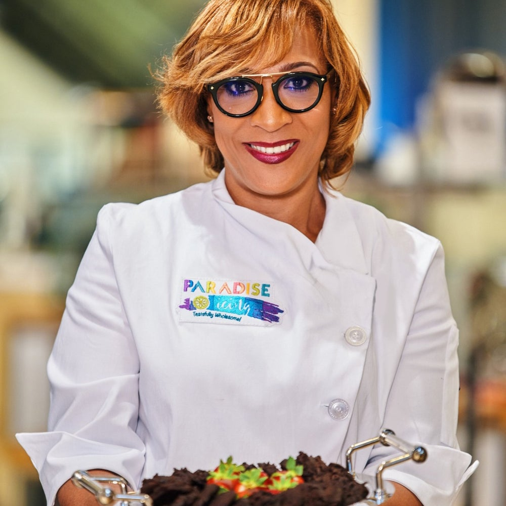 Chef Emily D. Edwards of Emily's Foods