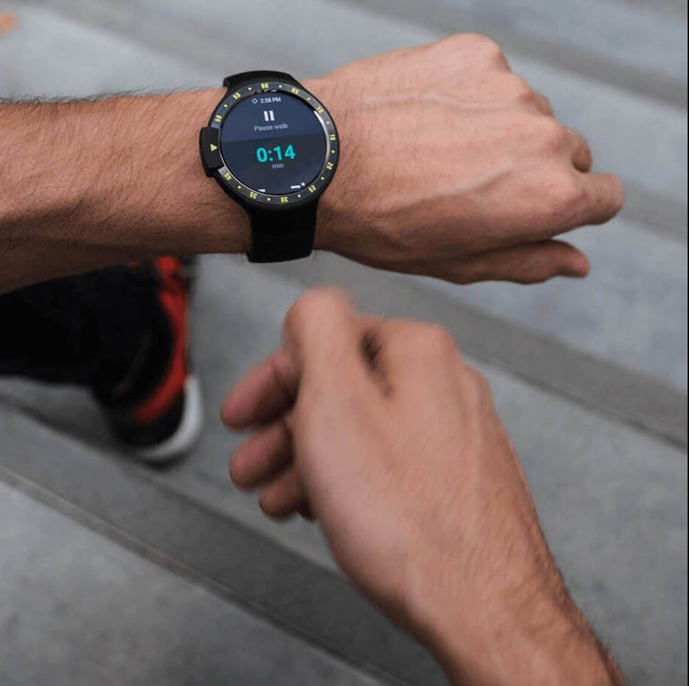 TicWatch Sport Smartwatch with Google Assistant